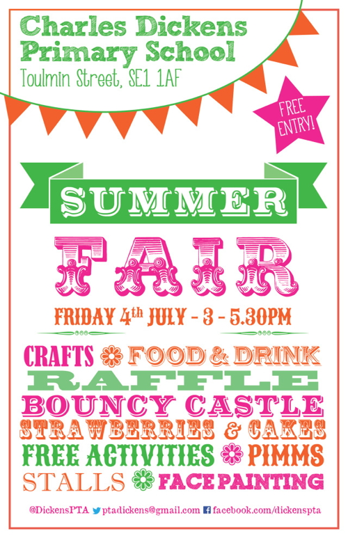 Summer Fair at
