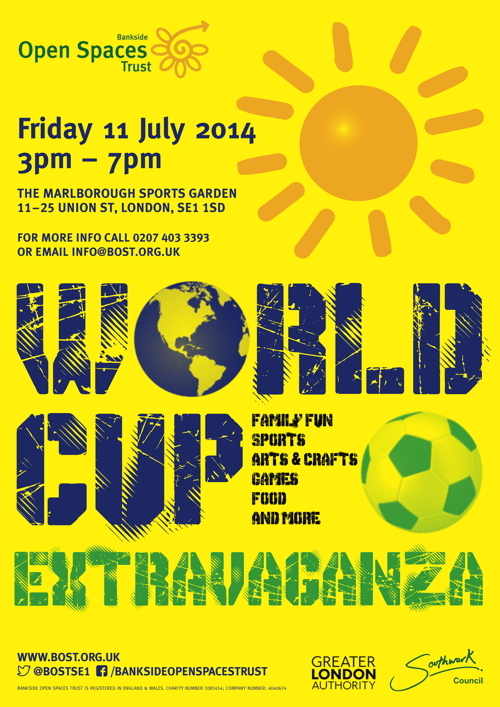 World Cup Extravaganza at