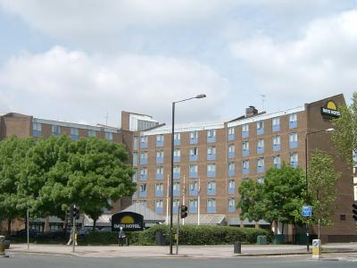 Days Hotel Waterloo Redevelopment Exhibition at