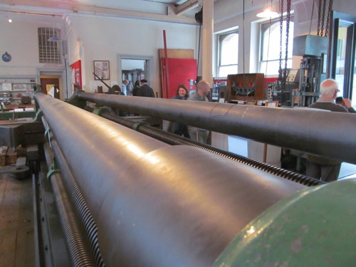 Open House London at Kirkaldy Testing Museum