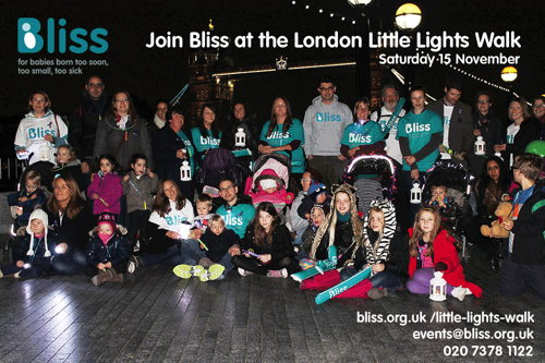 Bliss London Little Lights Walk at