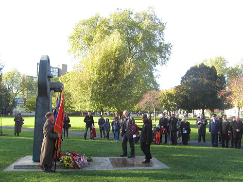 Act of Remembrance at