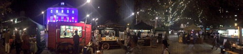 Waterloo Night Market at Emma Cons Gardens