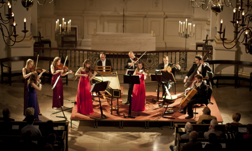 Vivaldi - The Four Seasons by Candlelight at Southwark Cathedral