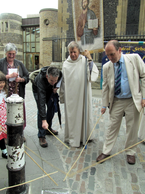 Beating the Bounds at