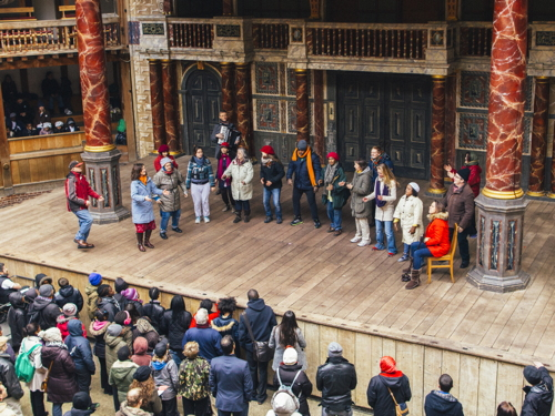 A Concert for Winter at Shakespeare's Globe