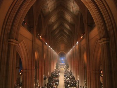 Christmas Midnight Mass at St George's Cathedral