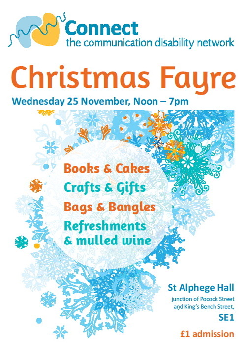 Christmas Fayre at St Alphege