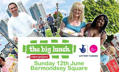 The Big Lunch at