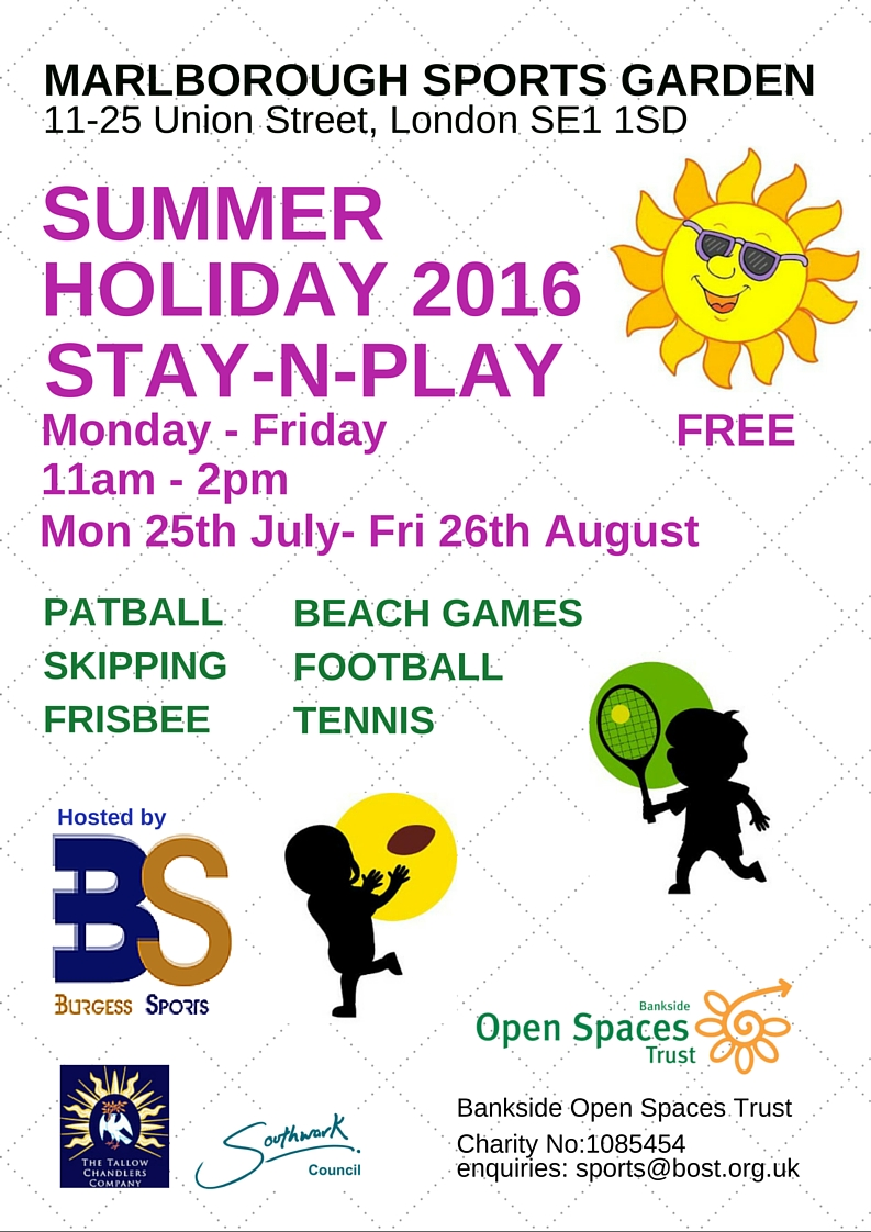 Stay n Play at Marlborough Sports Garden