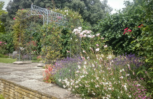 Lambeth Palace Garden Open Day at