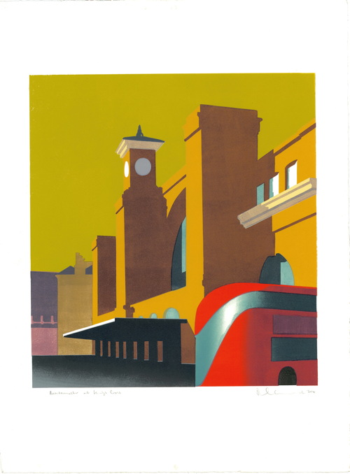 St Jude's In The City at Bankside Gallery