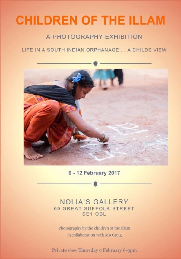 Children of the Illam at Nolias Gallery