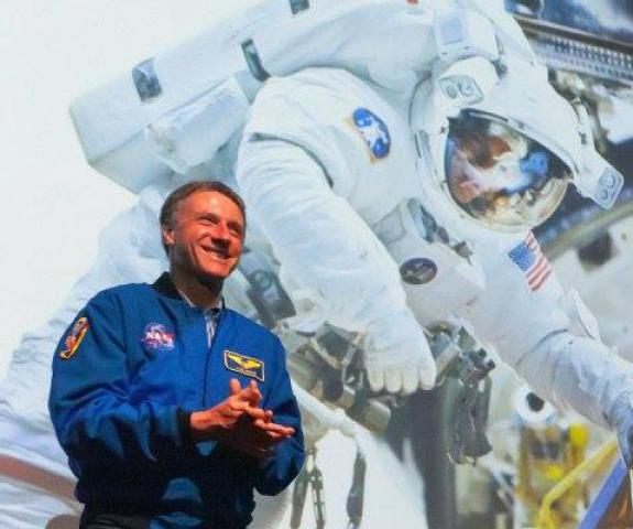 Space Stories with Astronaut Michael Foale at Greenwood Theatre