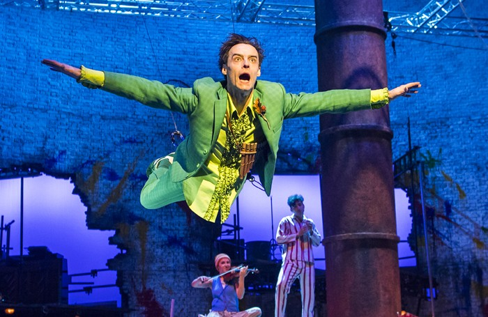 NT Live: Peter Pan at
