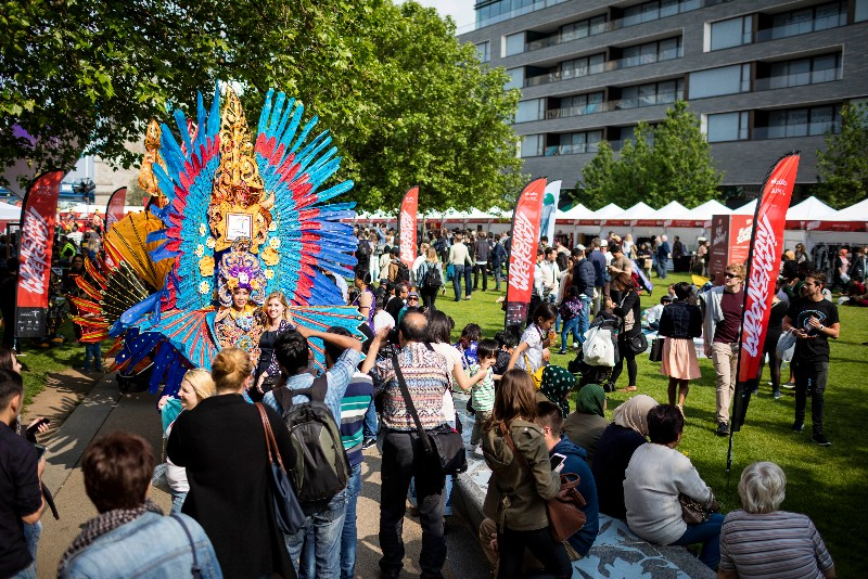 Indonesian Weekend at Potters Fields Park