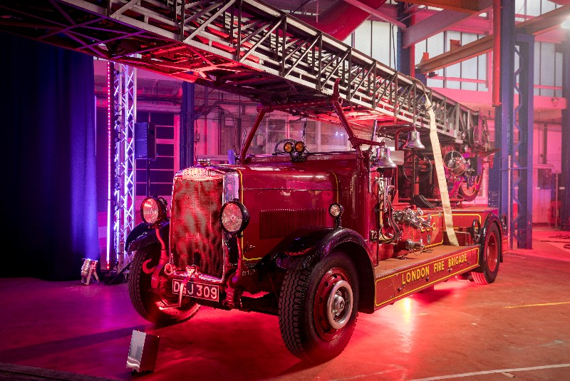 Fire Engine Festival at