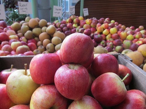 Apple Day at Borough Market