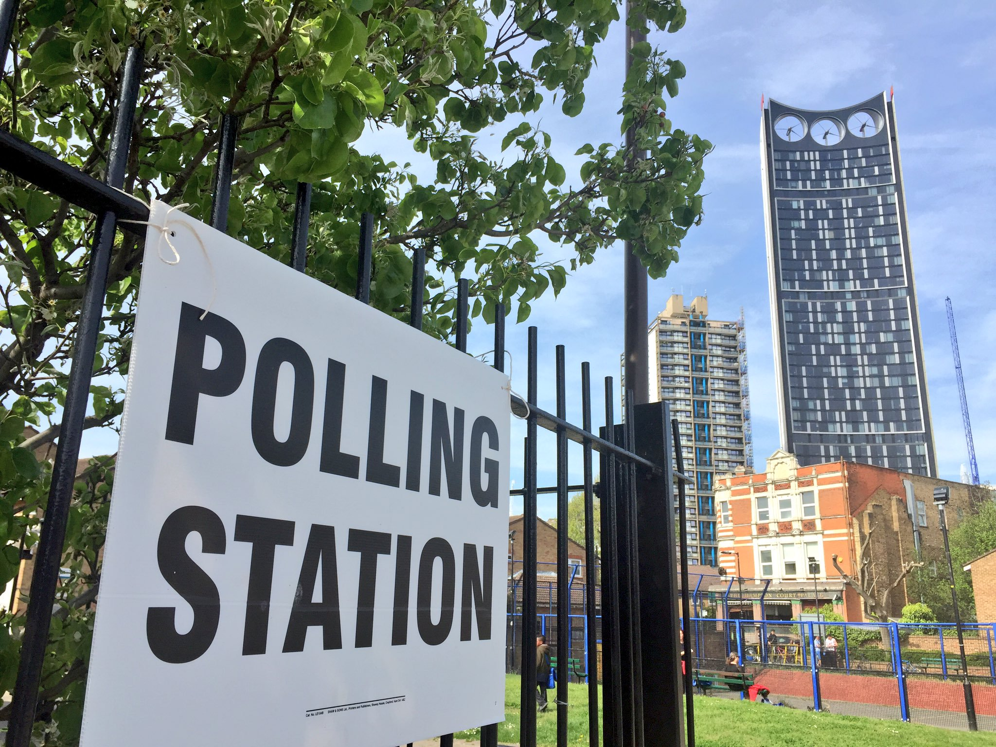 Local Election Hustings: The Southwark Leaders' Debate at Coin Street Neighbourhood Centre