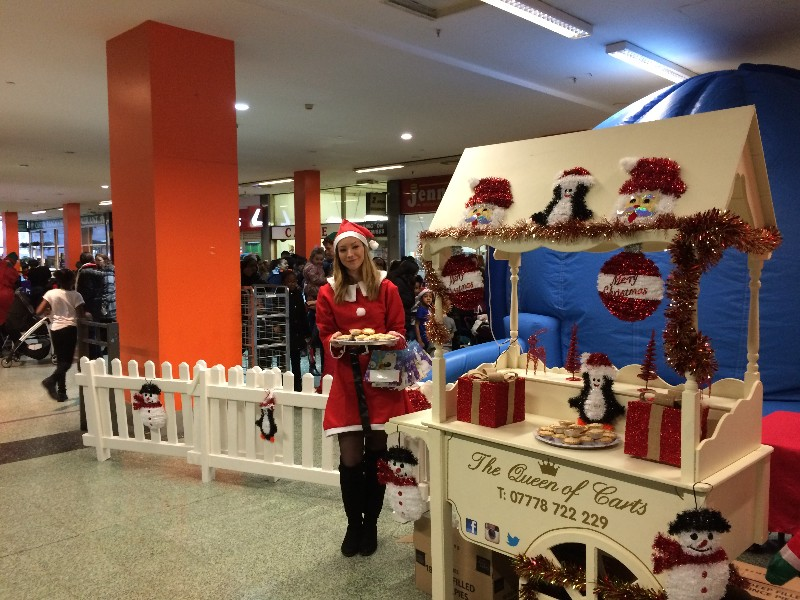 Christmas Extravaganza at Elephant & Castle Shopping Centre