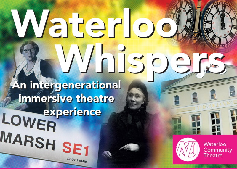 Waterloo Whispers at Waterloo Action Centre