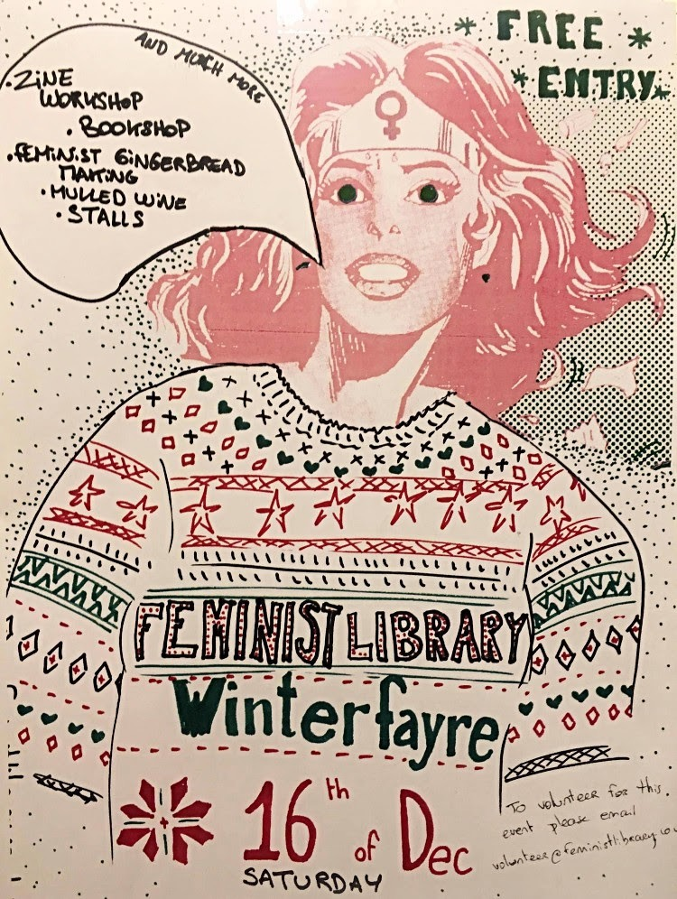 Winter Fayre & Book Sale at