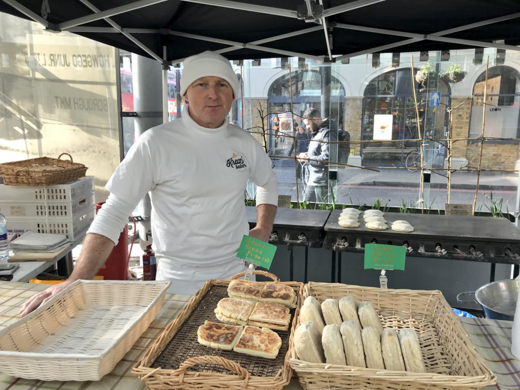 Taste the Greatness of Northern Ireland at Borough Market