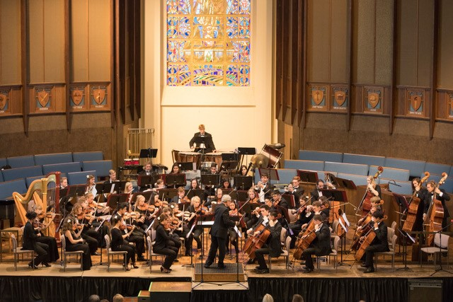 Westmont College Orchestra at St John's Waterloo