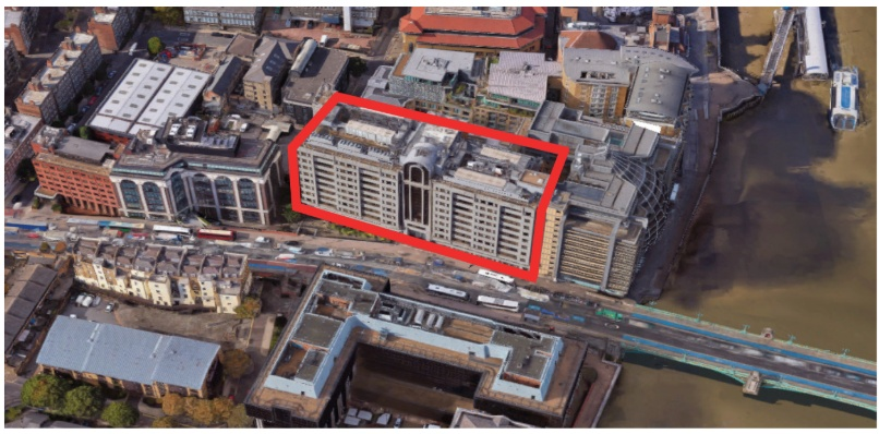 Public exhibition for the proposed development of Rose Court at Mercure London Bridge Hotel
