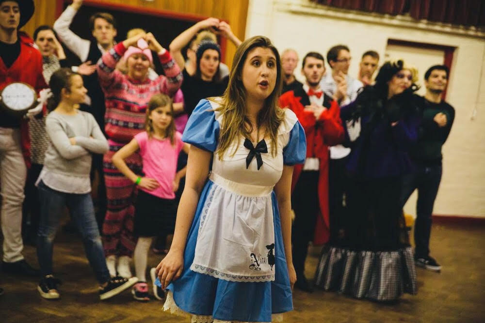 Alice in Wonderland at Greenwood Theatre