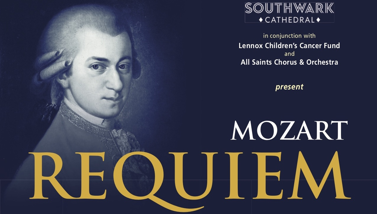 Mozart Requiem at Southwark Cathedral